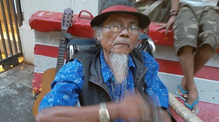 Kisah Uwa Anom Dianggap Bos di Kampung, di Jakarta Jadi Pengamen