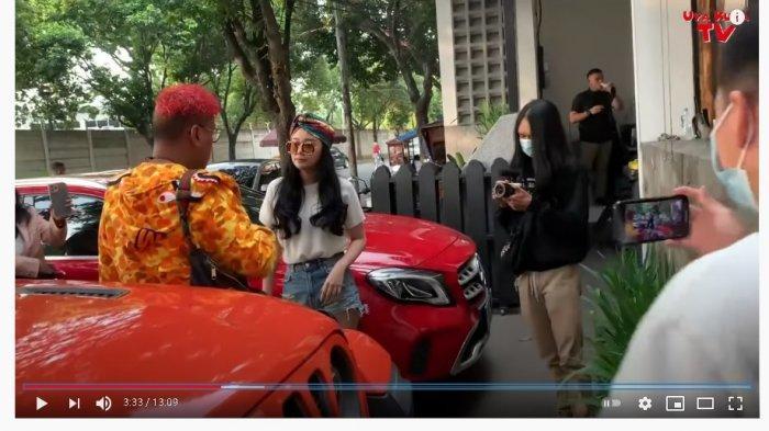 Astrid Kuya Sampai Nangis, Uya Kuya Adu Mulut dengan Denise Cadel di Parkiran: Mau Selesai Gak Sih?