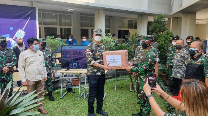 Kodam Jaya Gandeng Hipakad Salurkan 2.500 Vaksin Covid-19 untuk Masyarakat