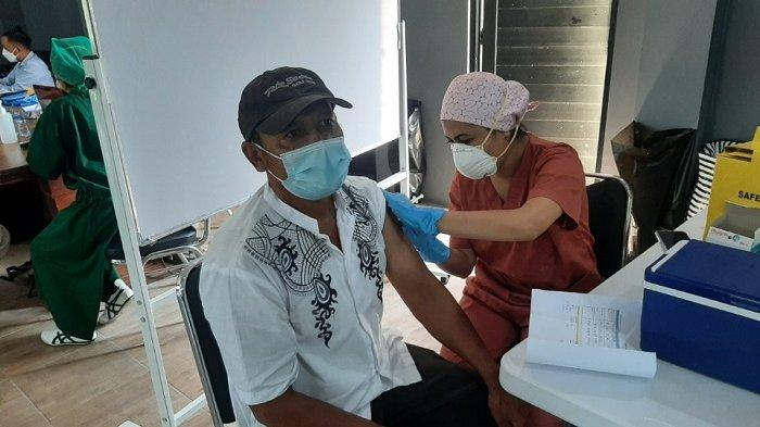 Polsek Cilandak Gelar Vaksinasi Covid-19 Massal Bagi Warga Umum hingga Penyandang Disabilitas