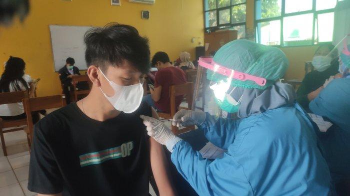 Wali Kota Jakarta Utara Targetkan 3.500 Per Kecamatan Disuntik Vaksin Covid-19 Setiap Hari