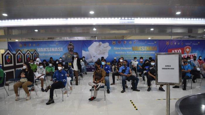 1,2 Juta Warga Jakarta Timur Sudah Divaksin Covid-19