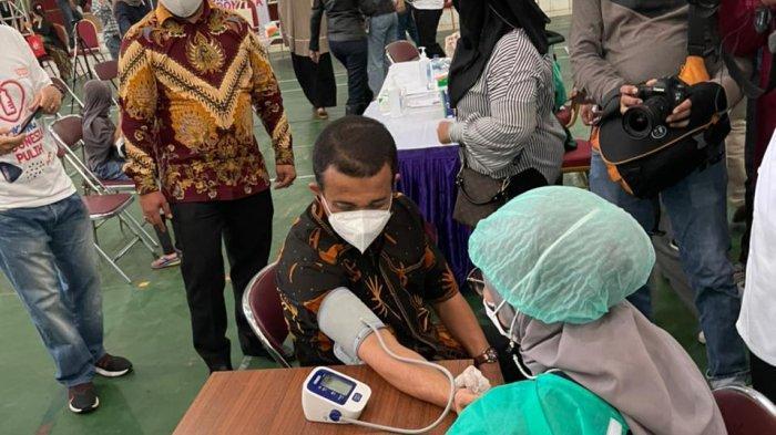 Sentra Vaksinasi UID-Gajah Tunggal di Jakarta Upaya Dukung Pemerintah Akselerasi Herd Immunity