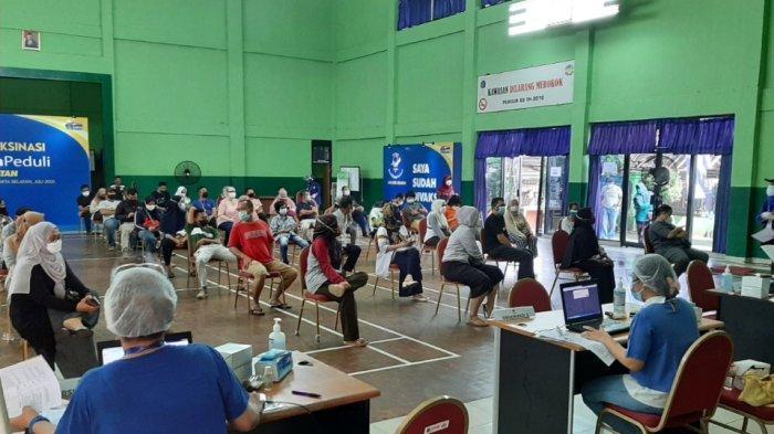 Vaksin Covid-19 di Kabupaten Tangerang Disebut Berbelit, Wajib Bawa Fotokopi KTP, Ini Kata Satgas