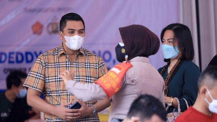 Perkuat Imunitas Pekerja di Bekasi, Askara Group Gelar Vaksinasi Massal Kedua untuk 1.000 Pekerja