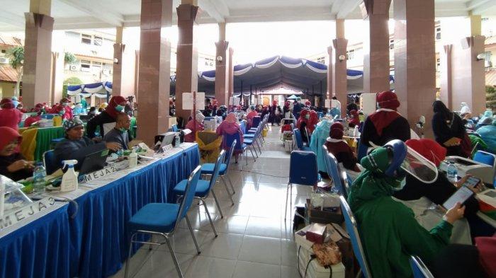 Ojek Online di Tangerang Belum Divaksinasi Covid-19, Wali Kota Arief: Mereka Belum Dapat