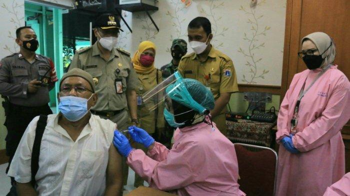 Pemprov DKI Gandeng RS Swasta Laksanakan Vaksinasi Tahap Kedua Covid-19 untuk Lansia