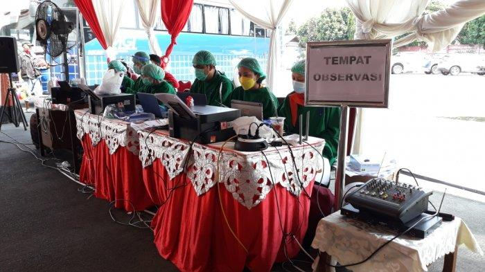 Masih Berlangsung, Vaksinasi Covid-19 di Terminal Kampung Rambutan Digelar Sampai 21 Juni 2021