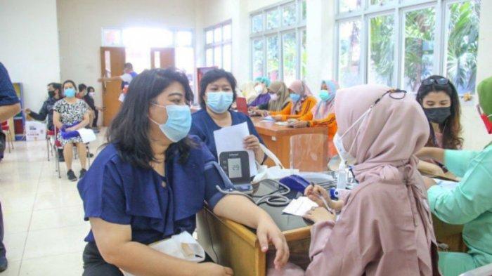 Capaian Vaksin Covid-19 Dosis Pertama Kabupaten Bekasi Tembus 1,2 Juta Orang