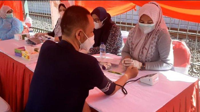 Pemkot Bekasi Buka Sentra Vaksinasi di Stadion Patriot Candrabhaga, Catat Jadwalnya