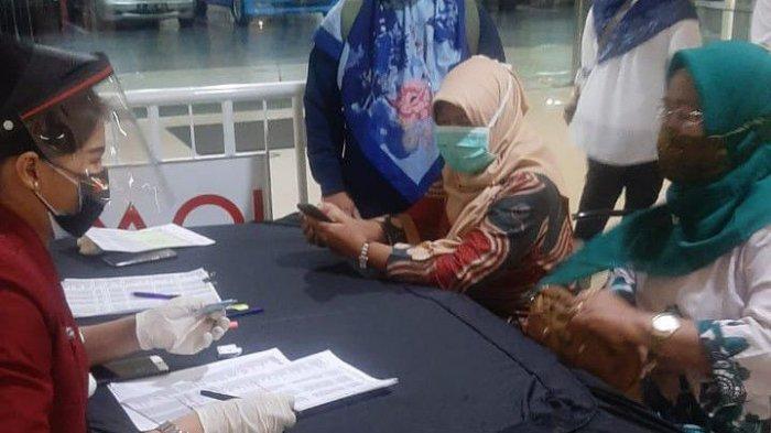 Jelang Sekolah Tatap Muka, Ribuan Tenaga Pendidik di Jakarta Utara Mulai Disuntik Vaksin Covid-19
