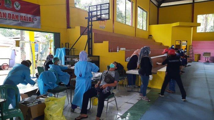Sasar 140.000 Orang, Kota Bekasi Gelar Vaksinasi Massal Serentak di Tiap Kelurahan