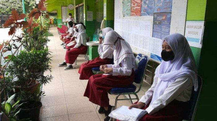 73.928 Pelajar di Lima Kecamatan Jakarta Timur Telah Mendapatkan Vaksinasi Covid-19