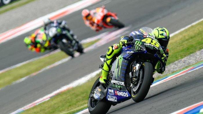 Petronas Yamaha SRT Tak Akan Istimewakan Valentino Rossi dari Pembalap Lain di MotoGP 2021
