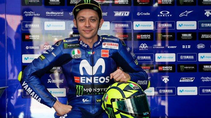 Valentino Rossi Belum Akan Pensiun Demi MotoGP Indonesia di Sirkuit Mandalika di NTB