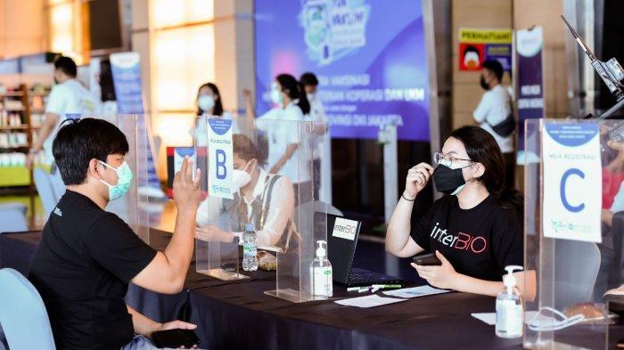 Gencar Program Indonesia BISA, Interbio Dukung Sukseskan Vaksinasi Covid-19 untuk Disabilitas