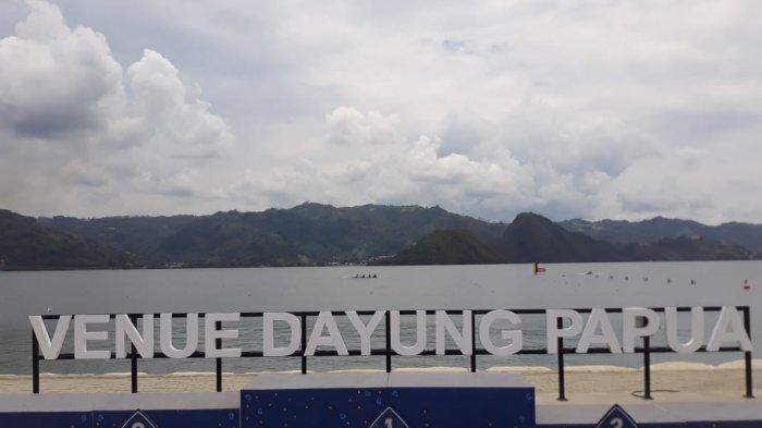 Pesona Keindahan Venue Dayung PON Papua di Teluk Youtefa, Jadi yang Terindah di Indonesia