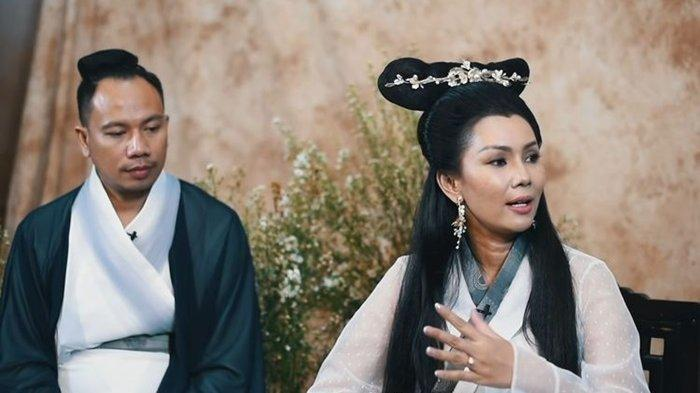 Vicky Prasetyo Beri Kalung Valentine untuk Celine Evangelista, Kalina Ocktarany Meradang