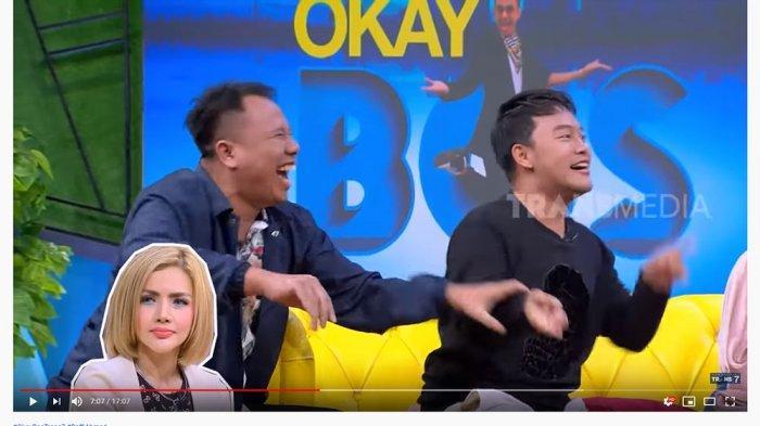 Danang D' Academy Bongkar Vicky Prasetyo Makan Bareng Barbie Kumalasari, Raffi Ahmad: Pantesan Nih!