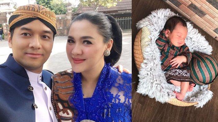 Intip Potret Menggemaskan Putra Vicky Shu Kenakan Pakaian Adat Jawa saat Pemotretan