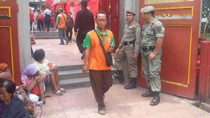 250 Personel Satpol PP Dikerahkan Jaga Pengaman Imlek di Jakarta Barat