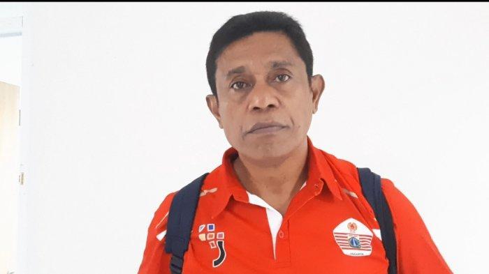 Viktor Laiyan, pelatih voli putra DKI Jakarta