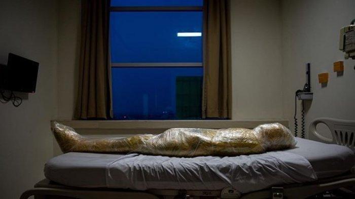 Foto Jenazah Pasien Covid-19 Terbungkus Viral Diunggah Seorang Fotografer, Anji Manji Sebut Aneh