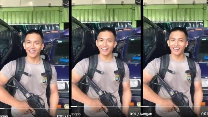 Viral Oknum Polisi Kokang Senjata Ucapkan Pacarmu Ganteng, Kaya, Komisi III DPR: Perlu Sekolah Lagi