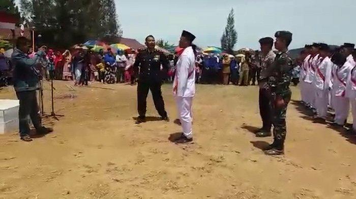 Beredar Cuplikan Video Polisi Marahi Paskibraka Berujung Perkelahian, Begini Fakta Sebenarnya