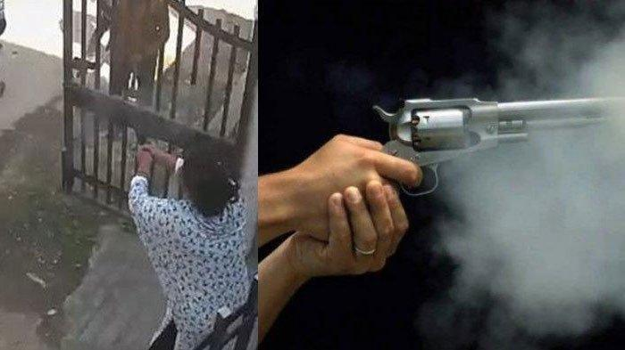 Perempuan Ini Dijuluki Ratu Revolver Karena Aksinya Selamatkan Suami: Tembaki 6 Pengeroyok
