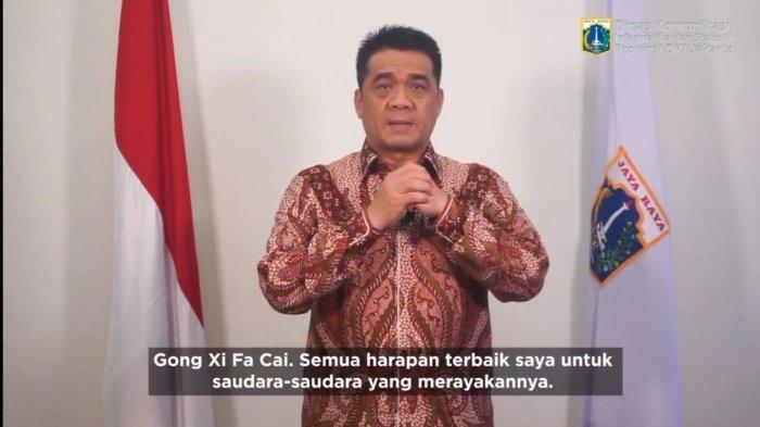 Jokowi Ancam Warga Tolak Vaksin Covid-19 Tak Dapat Bansos, Wagub Ariza: DKI Punya Aturan Sendiri