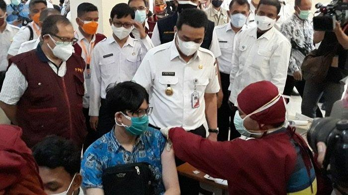 Jakarta Timur Targetkan Tes Swab PCR 6.000 Warga per Hari