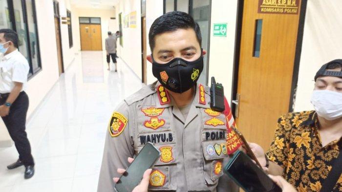 May Day di Kabupaten Tangerang, Polisi Lakukan Penyekatan di Kawasan Bitung