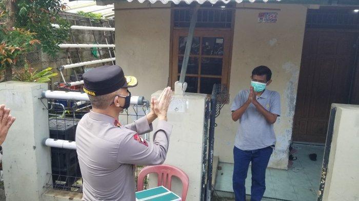 1 RW di Tangerang Positif Covid-19, Wakapolda Metro Menduga Adanya Klaster Mudik