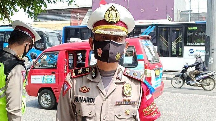 86 Personel Satlantas Jakarta Utara Disebar di 3 Ruas Jalan Saat Operasi Zebra 2020
