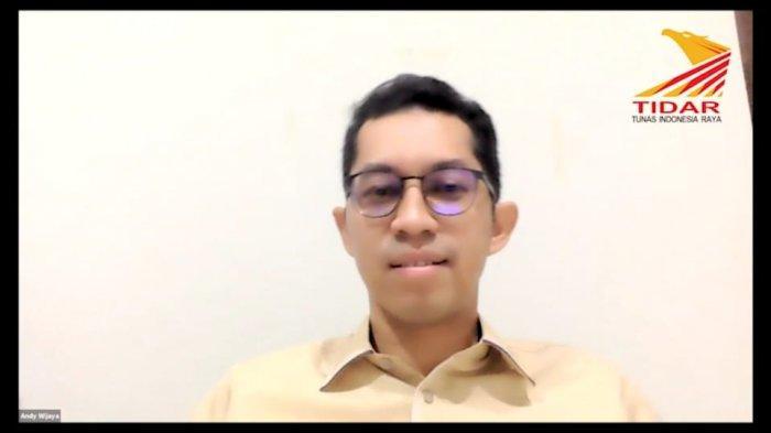 Wakil Ketua Umum TIDAR, Andy Wijaya