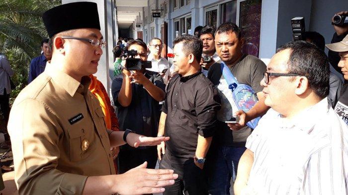 Pantau PPDB di Tangsel, Wagub Banten Dapat Banyak Keluhan Wali Murid
