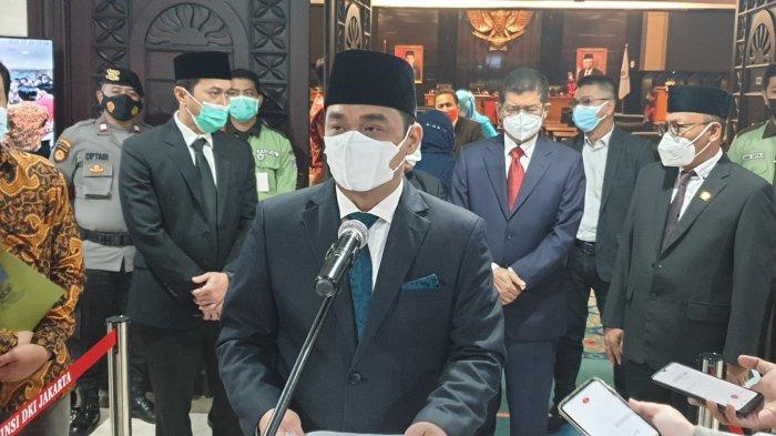 PPKM di Jakarta Turun Jadi Level 3, Wagub Ariza Ingatkan Warganya Tetap Patuhi Prokes