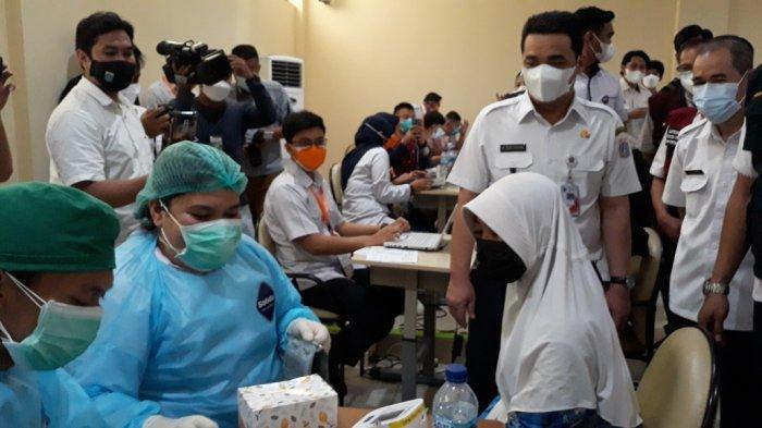 Percepat Vaksinasi di Jakarta, Pemprov DKI Tambah Kouta Peserta di Aplikasi Jaki
