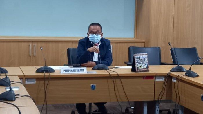 Wakil Ketua DPRD DKI Jakarta Mohamad Taufik