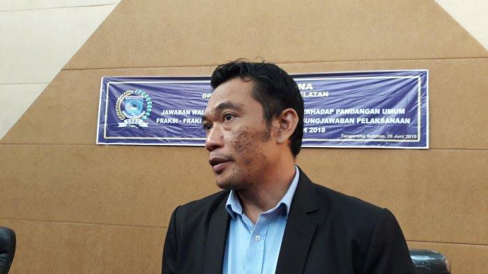 Pimpinan DPRD Tangerang Selatan Kesal Sekda dan Asda Tak Hadiri Sidang Paripurna