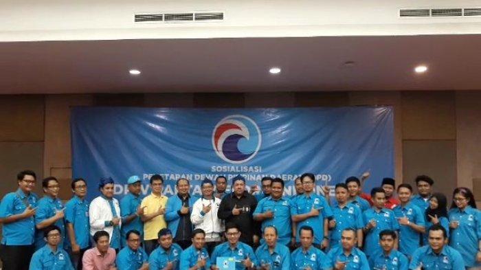 Bawa Narasi Era Kesulatanan, Fahri Hamzah Deklarasikan DPW Partai Gelora Banten