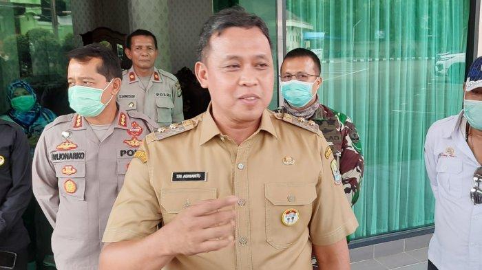 Positif Covid-19, Wakil Wali Kota Bekasi Isolasi di Rumah:Kurangi Mobilitas, Siapa Pun Bisa Terpapar