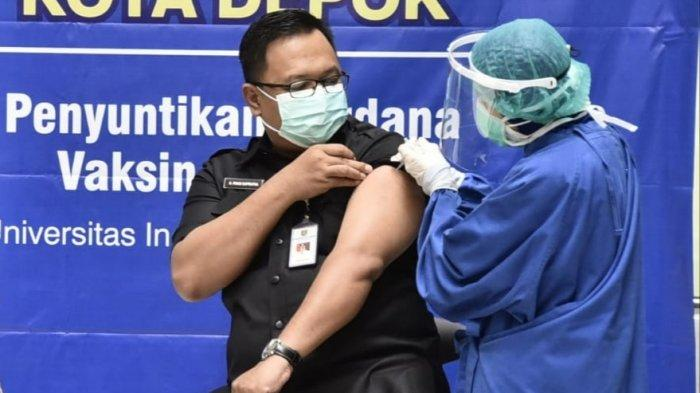 Kondisi Wakil Wali Kota Depok Pradi Supriatna Kian Membaik, Hasil Swab PCR Keluarga Negatif