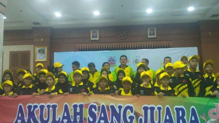 531 Atlet Akan Wakilkan Jakarta Barat di Popprov DKI Jakarta 2019