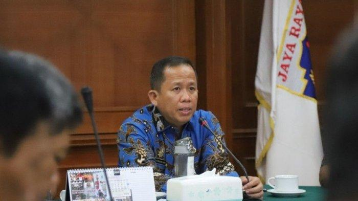 Wakil Wali Kota Jakarta Utara Ali Maulana Hakim