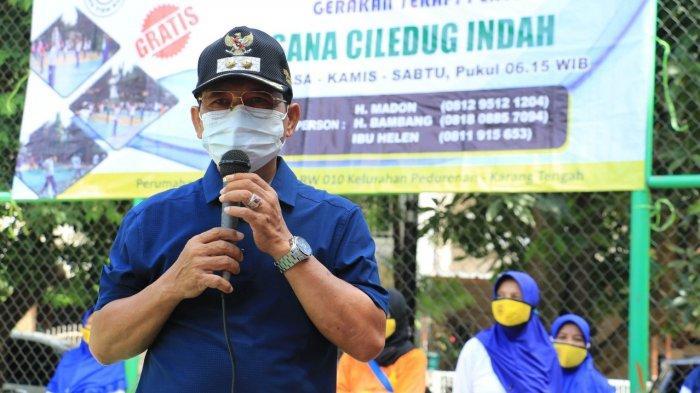 2Pekan Bertahan di Zona Oranye, Pemerintah Kota Tangerang Tetap Imbau Protokol Kesehatan
