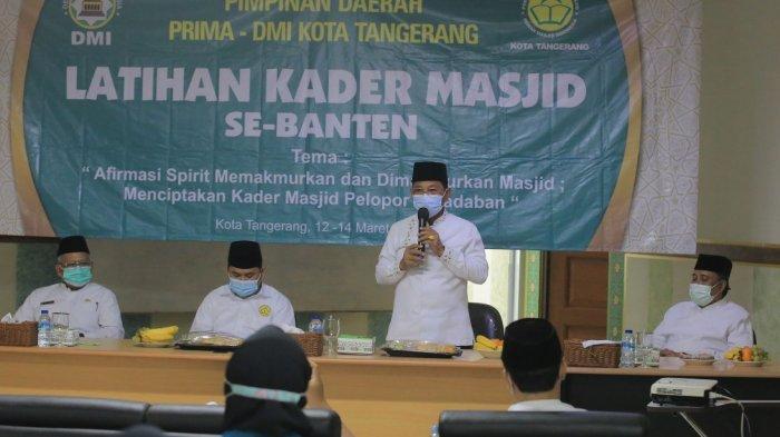 Wakil Wali Kota Tangerang Dorong Kader Masjid Diharap Tumbuhkan Semangat Memakmurkan Masjid