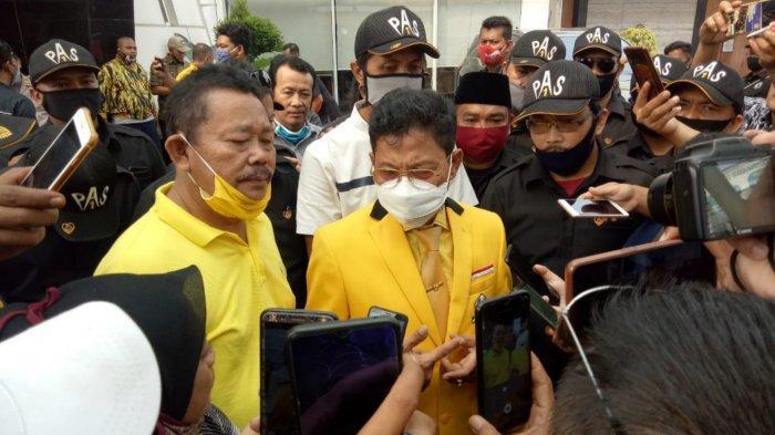 Usai Terpilih Lagi Jadi Ketua DPD Golkar, Wakil Wali Kota Tangerang Sebut Anaknya Ditangkap Polisi