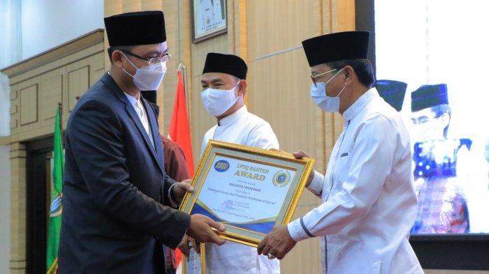 Kota Tangerang Sabet 3 Penghargaan Dalam Ajang MTQ XVII Provinsi Banten